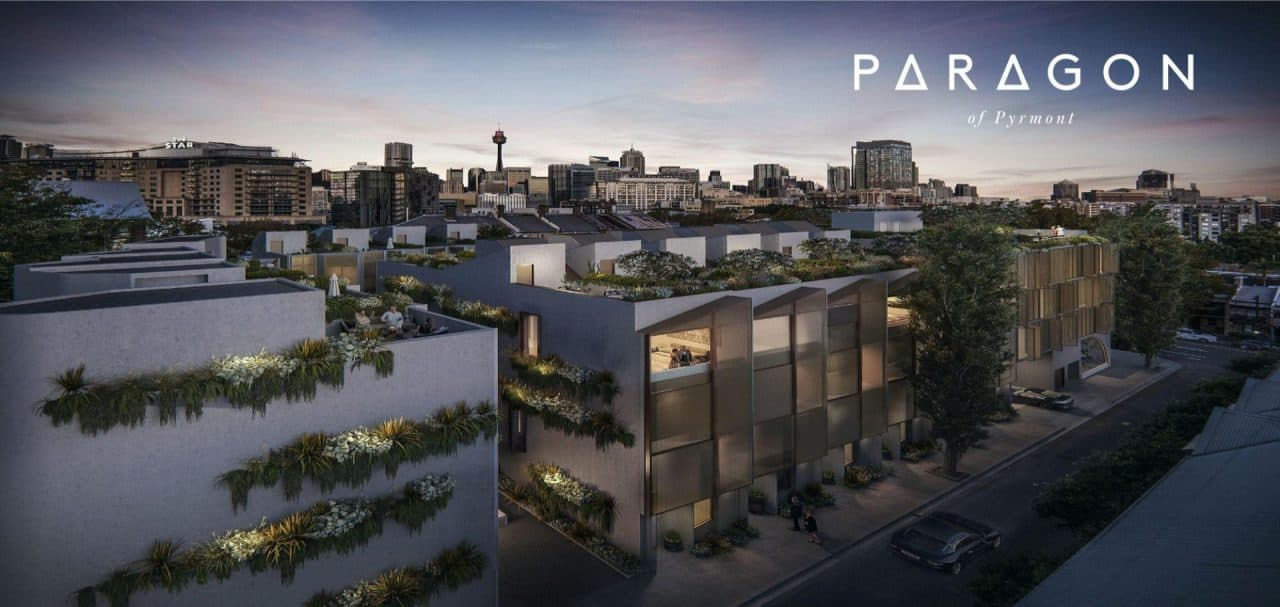 Paragon on Prymont