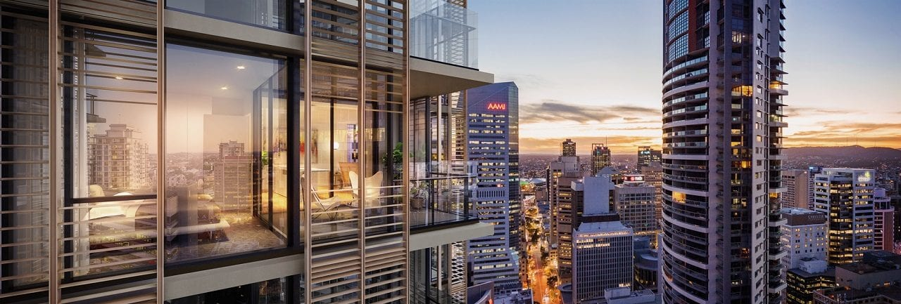 Raeon-443-Queen-Street-Apartment-Elevated-View_Down-Queen-Street