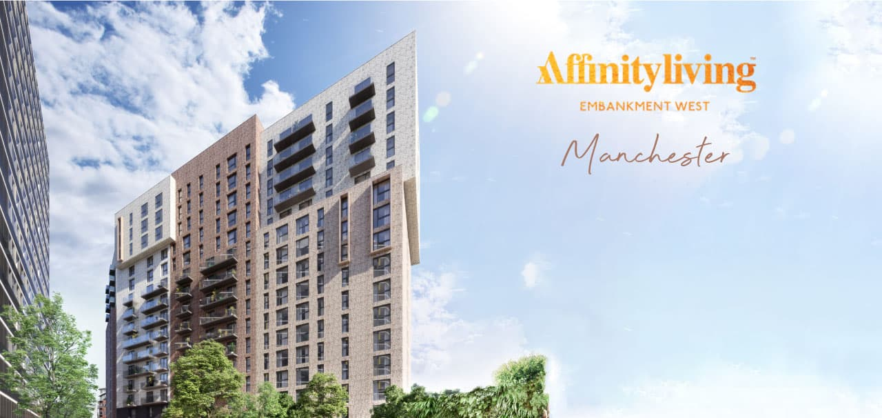 Affinity Living Embankment West