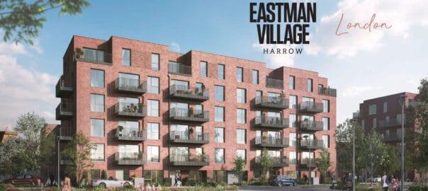 英國樓盤-倫敦-Eastman Village