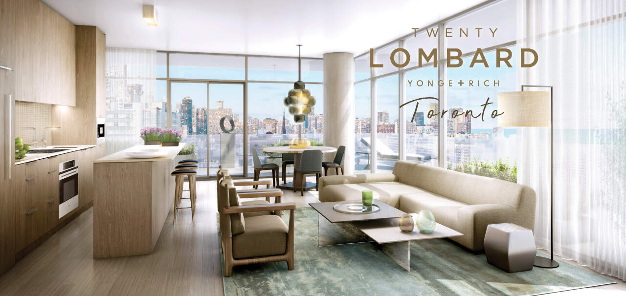 Twenty Lombard Yonge + Rich (Penthouse Suites)