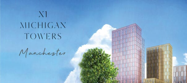 英國樓盤-曼徹斯特-X1 Michigan Towers