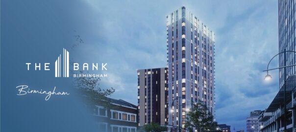 英國樓盤-伯明翰-The Bank