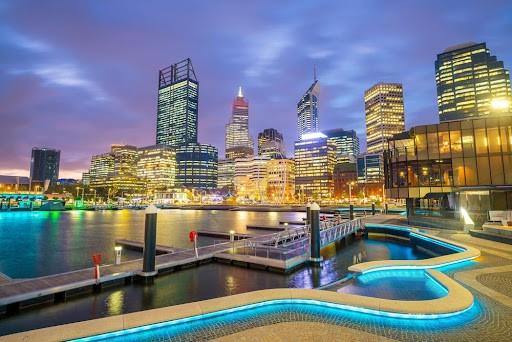 澳洲投資移民-伯斯市中心